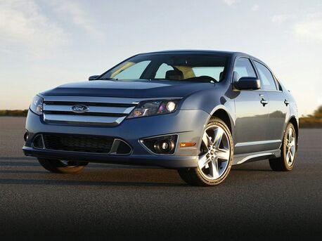 2011_Ford_Fusion_SE_ Salisbury MD