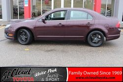 2011_Ford_Fusion_SE_ St. Cloud MN