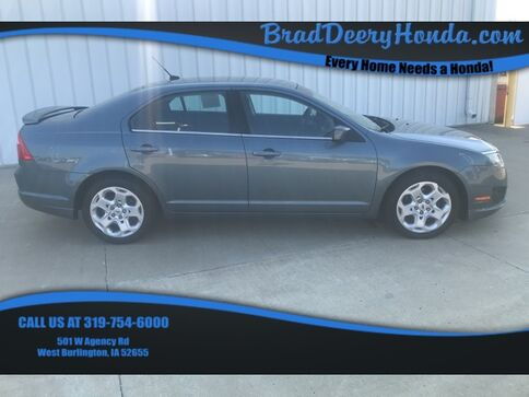 2011_Ford_Fusion_SE_ West Burlington IA