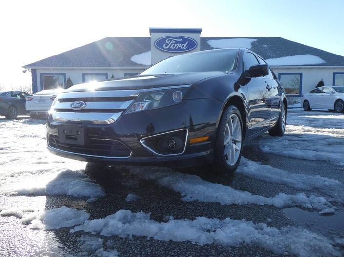 2011 Ford Fusion SEL - REMOTE START - LOW KMS - BLUETOOTH - CRUISE CONTROL Essex ON