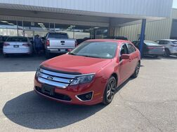2011_Ford_Fusion_SEL_ Cleveland OH