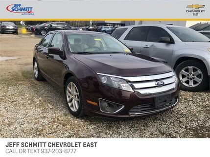 2011_Ford_Fusion_SEL_ Dayton area OH