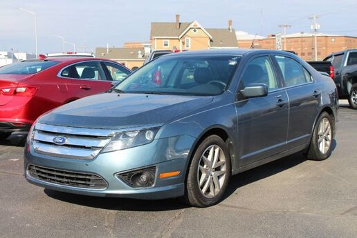 2011 Ford Fusion SEL Fort Wayne Auburn and Kendallville IN
