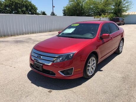 2011 Ford Fusion SEL Gainesville TX
