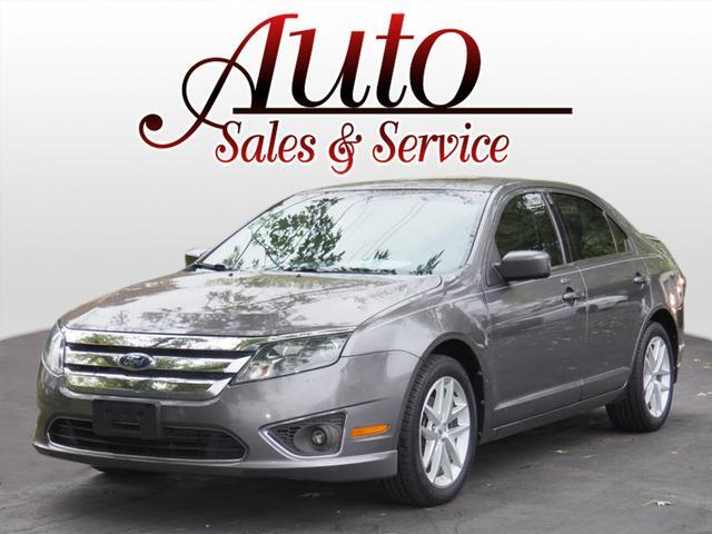 2011 Ford Fusion SEL Indianapolis IN