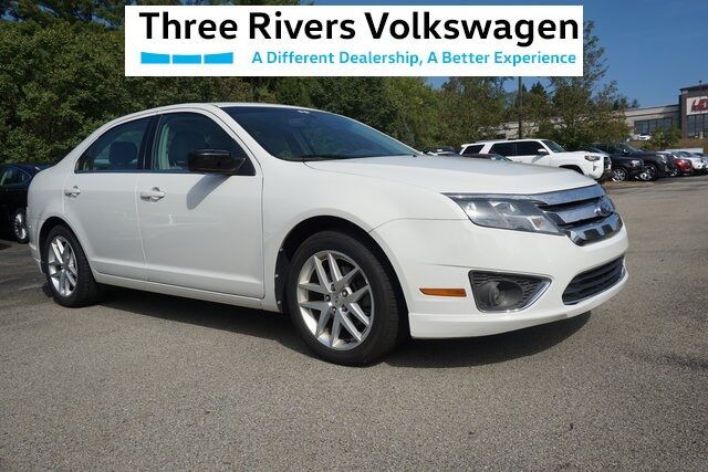 2011 Ford Fusion SEL Pittsburgh PA