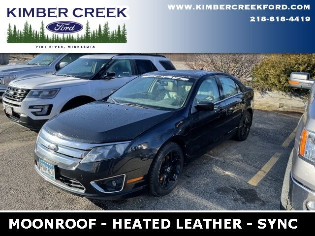 2011 Ford Fusion SEL Pine River MN