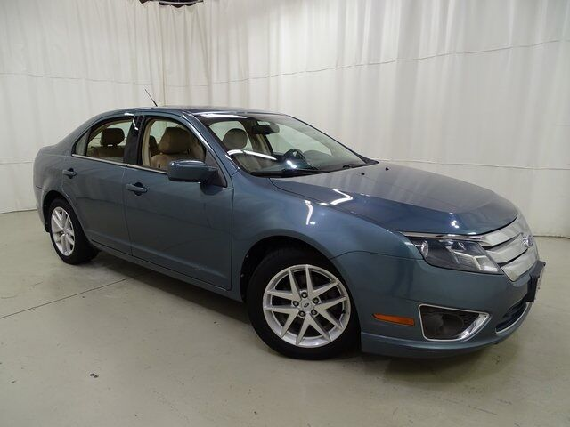 2011 Ford Fusion SEL Raleigh NC
