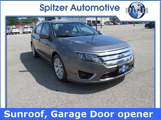 2011 Ford Fusion SEL Sheffield OH