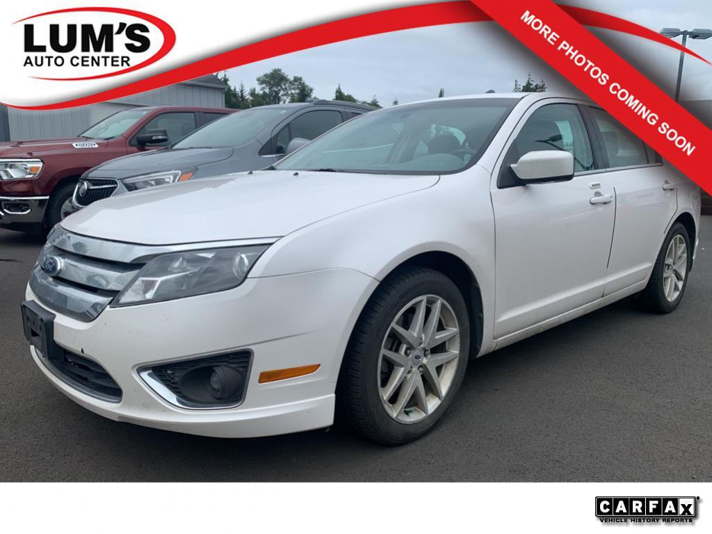 2011 Ford Fusion SEL Warrenton OR