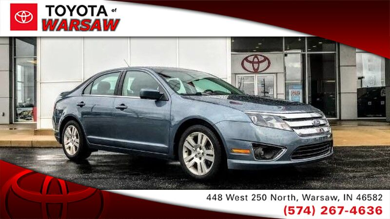 used 2011 ford fusion sel in warsaw in