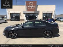 2011_Ford_Fusion_SEL_ Wichita KS