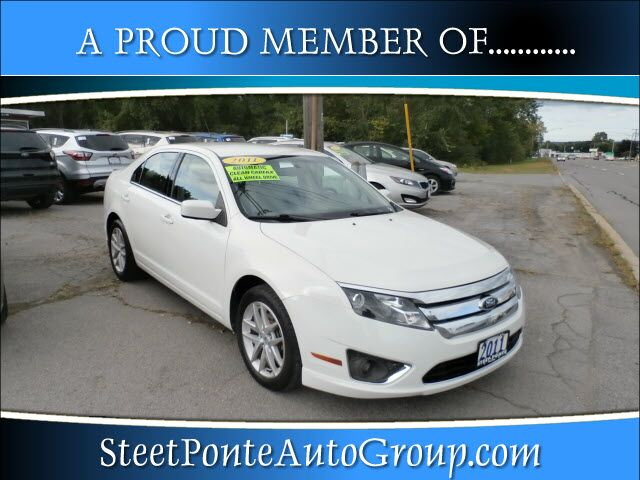 2011 Ford Fusion SEL Yorkville NY