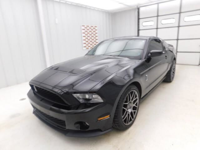 2011 Ford Mustang 2dr Cpe Shelby GT500 Manhattan KS