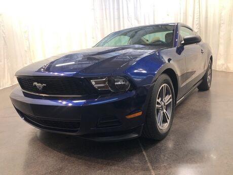 2011 Ford Mustang 2dr Cpe V6 Premium Clarksville TN