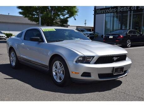 2011_Ford_Mustang_Coupe_ Medford OR