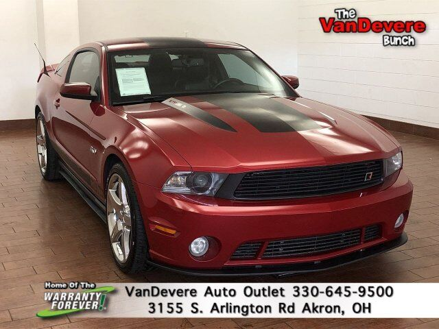 2011 Ford Mustang GT Akron OH