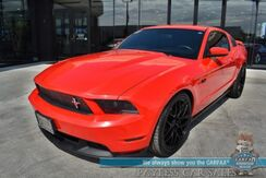 2011_Ford_Mustang_GT / California Special / 6-Spd Manual / 20in AM Rims / Roush Exhaust / SP Headers / Power & Heated Leather Seats / Bluetooth / Shaker Stereo / Cruise Control / 26 MPG / Only 56k Miles_ Anchorage AK
