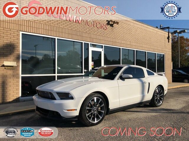 2011 Ford Mustang GT Columbia SC