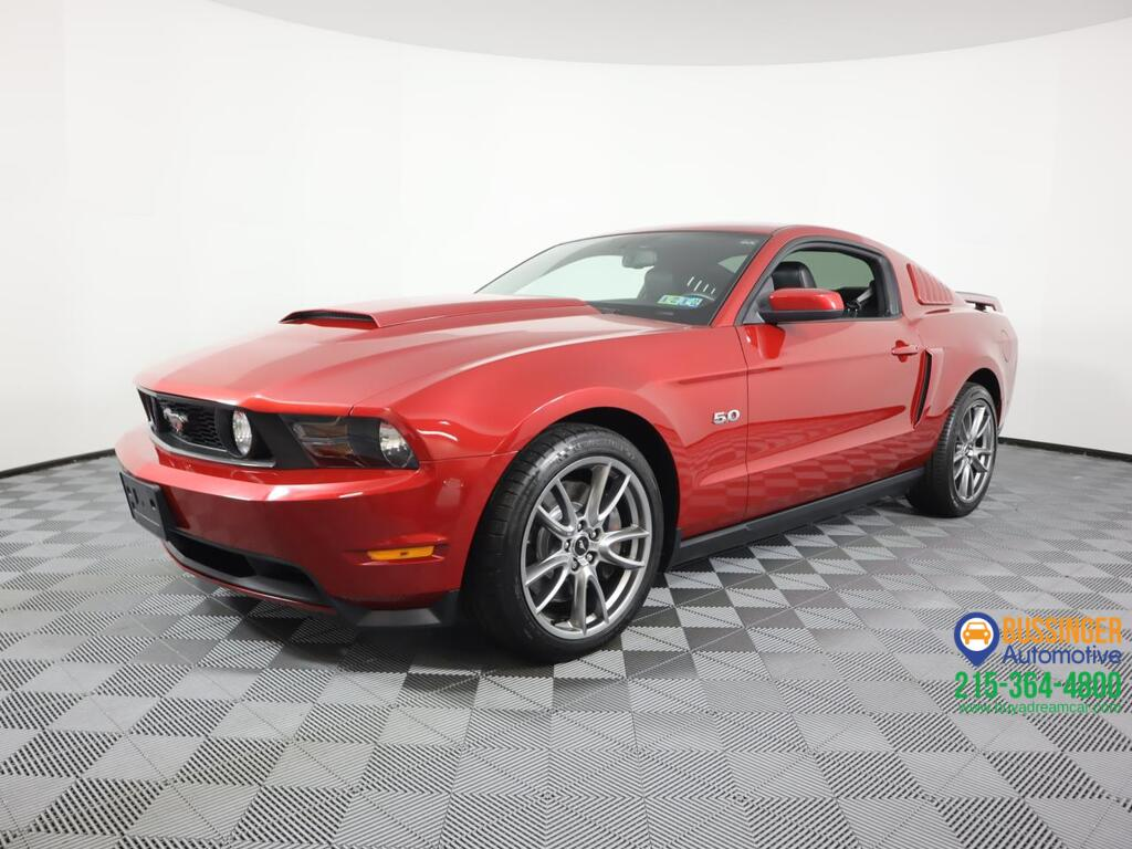 2011 Ford Mustang GT Feasterville PA