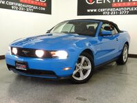 Ford Mustang GT PREMIUM 5.0L V8 CONVERTIBLE LEATHER SEATS BLUETOOTH POWER SEAT KEYLESS E 2011