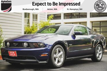 2011_Ford_Mustang_GT V8 6-Speed Manual_ Boxborough MA
