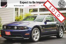 2011 Ford Mustang GT V8 6-Speed Manual