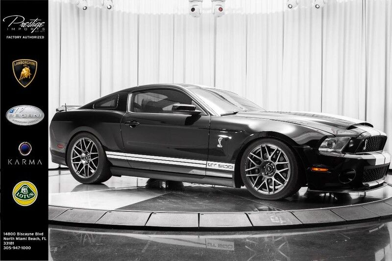 2011_Ford_Mustang_GT500_ North Miami Beach FL