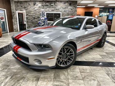 2011_Ford_Mustang_GT500_ Worcester MA