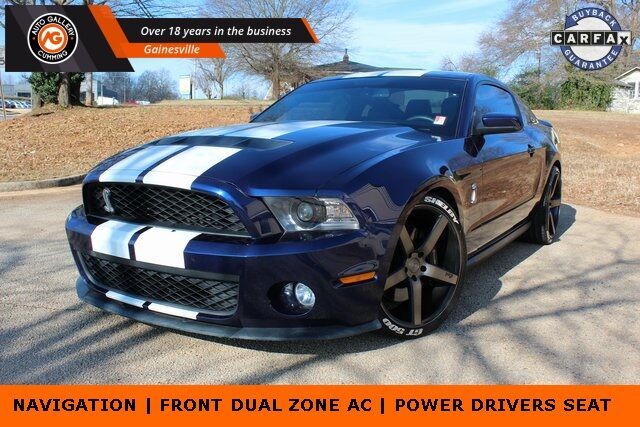 2011 Ford Mustang Shelby GT500 Gainesville GA