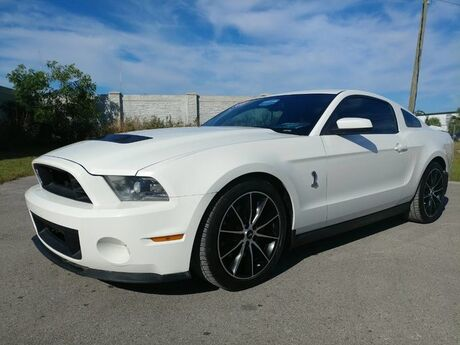 2011 Ford Mustang Shelby GT500 Fort Myers FL