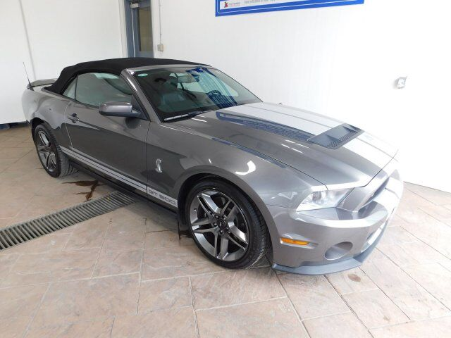 2011 Ford Mustang Shelby GT500 LEATHER Listowel ON