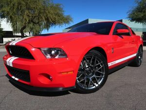 2011_Ford_Mustang_Shelby GT500_ Scottsdale AZ