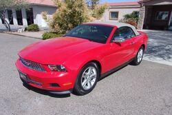Ford Mustang V6 2011