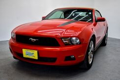 2011_Ford_Mustang_V6 Convertible_ Houston TX