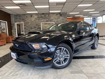 2011_Ford_Mustang_V6 Premium_ Worcester MA
