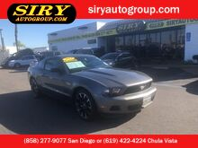 2011_Ford_Mustang_V6_ San Diego CA