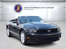 2011_Ford_Mustang_V6_ Fort Wayne IN