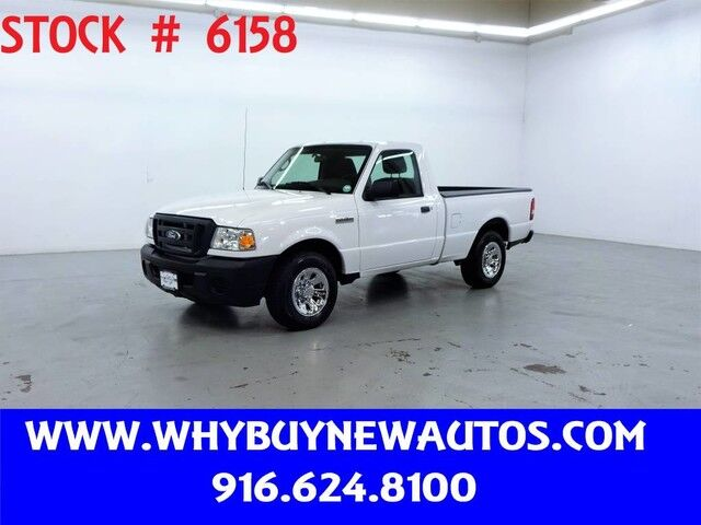 2011 Ford Ranger ~ Only 64K Miles! Rocklin CA