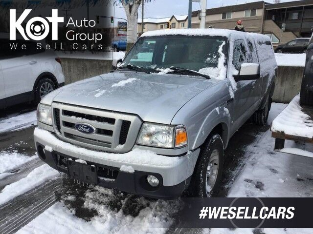 2011 Ford Ranger Sport 4X2 No Accidents! Penticton BC