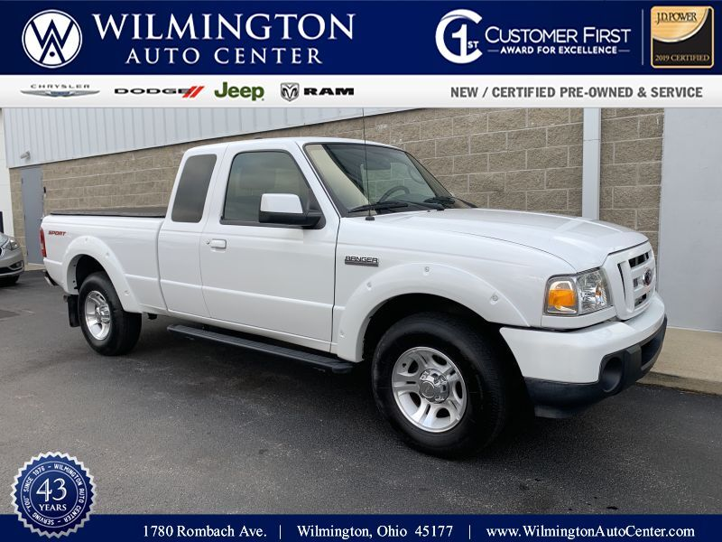 2011 Ford Ranger Sport Wilmington OH