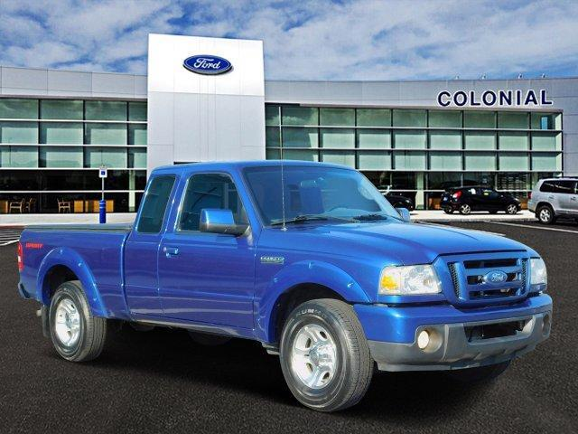 2011 Ford Ranger SuperCab Sport 2 Wheel Drive