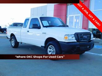2011_Ford_Ranger_XL_ Oklahoma City OK