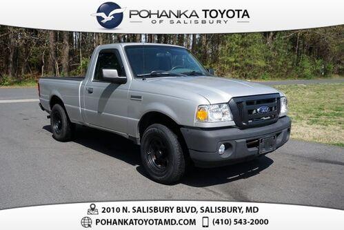 2011_Ford_Ranger_XL_ Salisbury MD