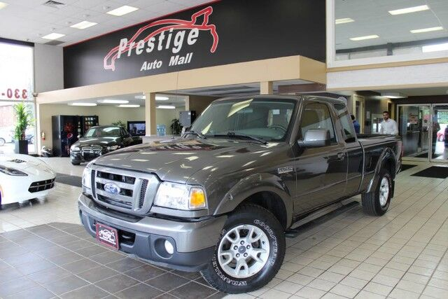 2011 Ford Ranger XLT - 4 Wheel Drive Cuyahoga Falls OH