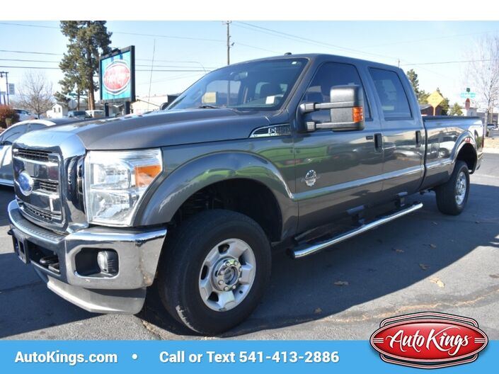 2011 Ford Super Duty F-250 SRW 4WD Crew Cab 156  XLT Bend OR