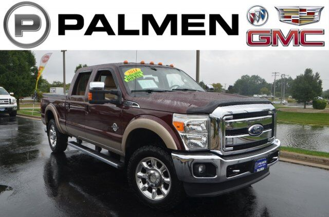 2011 Ford Super Duty F-250 SRW King Ranch Kenosha WI