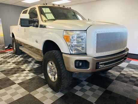2011 Ford Super Duty F-250 SRW King Ranch Plano TX