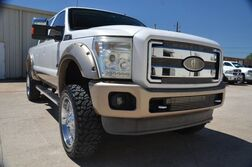 Ford Super Duty F-250 SRW King Ranch 2011