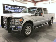 2011_Ford_Super Duty F-250 SRW_Lariat, Diesel, 4x4, Ranch Hand, BFG All-Terrains_ Houston TX